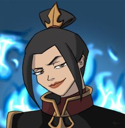 Azula 311 colored by debbie07