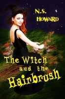 The Witch and the Hairbrush - Book Cover by SBibb