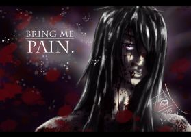 Bring Me Pain - Spirit Wallpaper by PheonixAurora