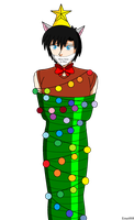 4th Guy of Christmas: Fred by Ming-GID