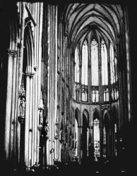 Cologne Cathedral by Perelandri