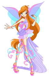 Alice Harmonix PNG by Efyme