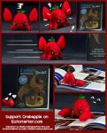 Crabapple's Creature Sculpt Adventure by emilySculpts