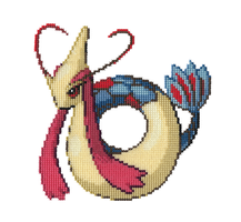350 - Milotic by Devi-Tiger