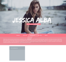Jessica-Alba-Online.blog.cz | Ordered Layout by lenkamason