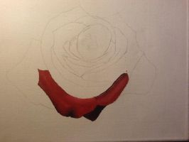 Rose (unfinished part1) by PeteDomoney