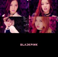 BLACKPINK MV Screencaps by SimplyDiamonds