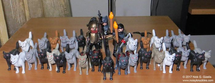 Playmobil Wolf Clan by AUMAKUA70