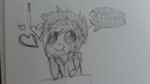 College doodle no.1 by Styl-Fly