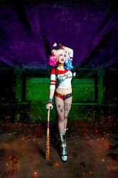 Suicide Squad: Harley Quinn [2] by JoviClaire