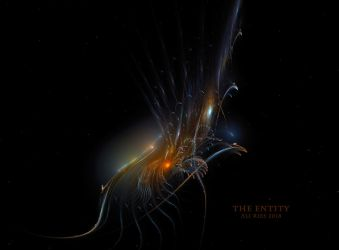 The Entity by Ali Ries 2018 by Casperium