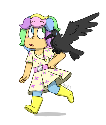 Summer Outfit - Lily by RosaTheFina