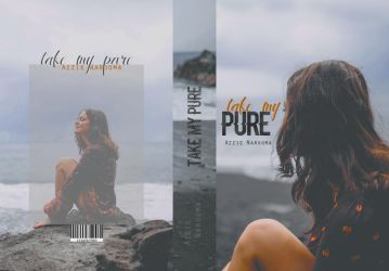 Take my pure // Bookcover by forevermoresecret