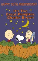 It's the Great Pumpkin, Charlie Brown 50th Anniver by mrentertainment