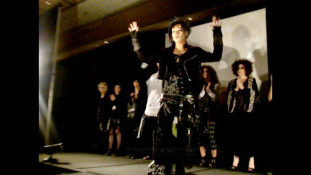 AWA Sixh Fashion Show 2011: Rehearsal 26 by Buckokku11
