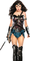 Gal Gadot as Wonder Woman PNG by nickelbackloverxoxox