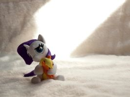 Scared-y Filly 1 by dustysculptures