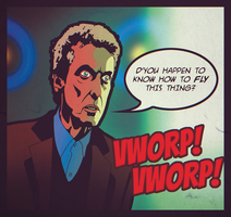 Doctor Who - Just One Question... by AbelMvada