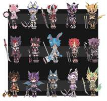 Poke adopts - set price - [ closed ] by ButterflyBandit