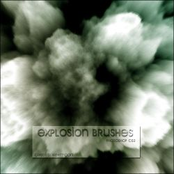 Explosion Brushes by KeyMoon