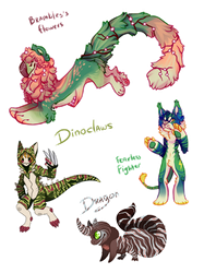 Collab species auction close by onigiryStuff