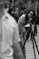 Photographing the photographer by EricLoConte