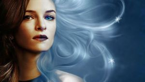 Caitlin Snow/Killer Frost by RussiaNet
