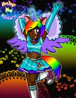 Magical March 2018-Day 1: Alicorn by Magical-Mama