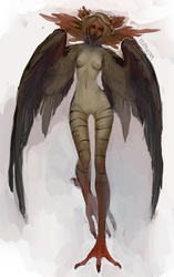 harpies by Chaotic-Muffin