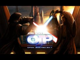 Versus - Open Jedi Project by Tanqexe