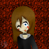 Another CreepyPasta me~ by SilverMelody13