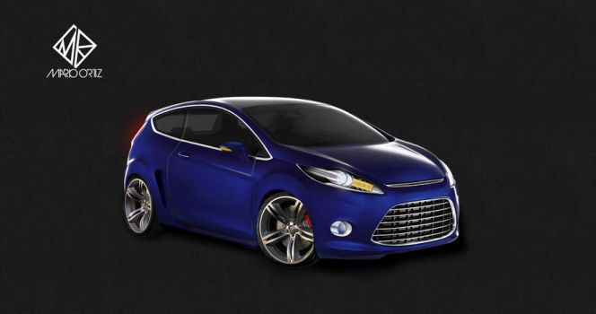 Ford Verve by MurdockDesign