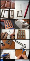 Domus project 220: Wooden windows (part 1) by Wernerio