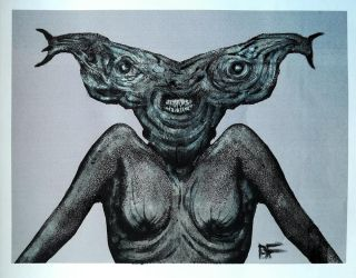 Deep One: a lady from Innsmouth by dcf