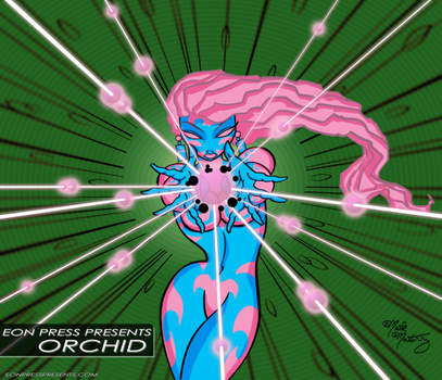 Orchid by Digital-Jedi