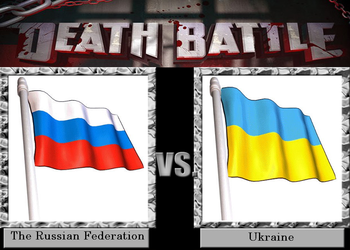 Death Battle #4 The Russian Federacion vs Ukraine by adrian98-12