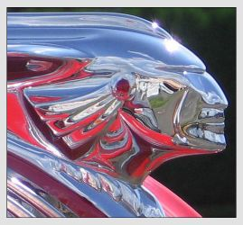 Chrome Indian by Wile