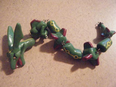 Rayquaza Necklace - Body by Melyon