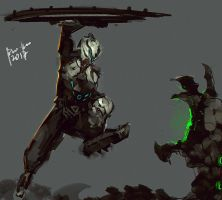 Attack from Above by benedickbana