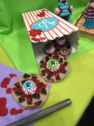 Zomcookies for NYCC 2014 by spulunk