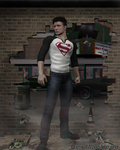 Superboy New Look 3D by DexPac