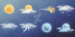 Weather Icon by lithium-sound
