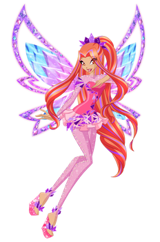 Sparkling Fairy by Aiik0