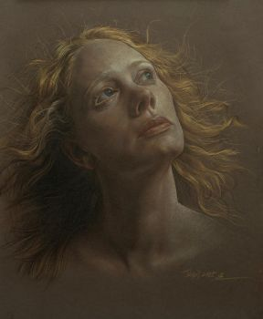 Portrait of Girl by william690c