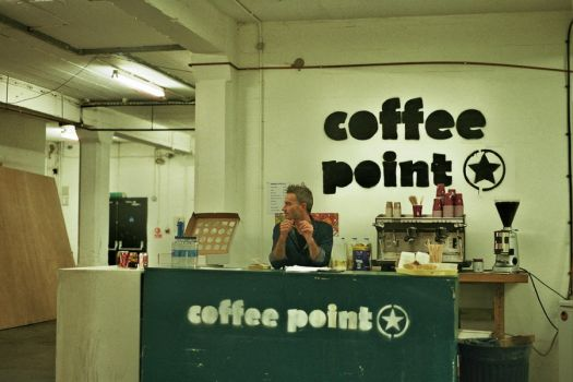 Coffee Point by cyberkit-ekat