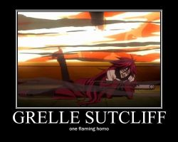Grelle Motivational Poster 1 by Yaichiko