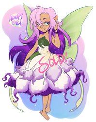 Fairy Adoptable [SOLD] by Machati