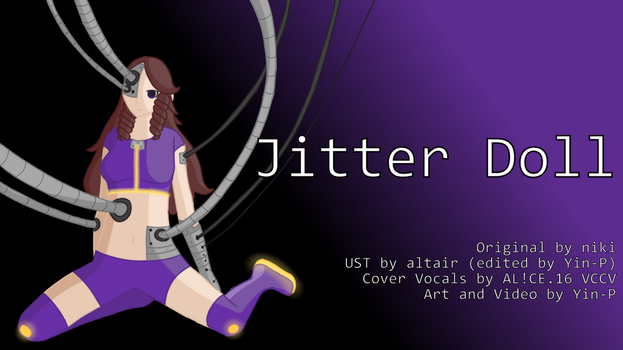 AL!CE.16 - Jitter Doll by YinP