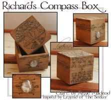 Richard's Compass Box by ValkAngie