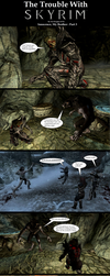 Trouble With Skyrim: Innocence, My Brother Part 3 by Sir-Douglas-of-Fir